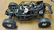 Vaterra Twin Hammers RC Off-Road All Terrain Vehicle.