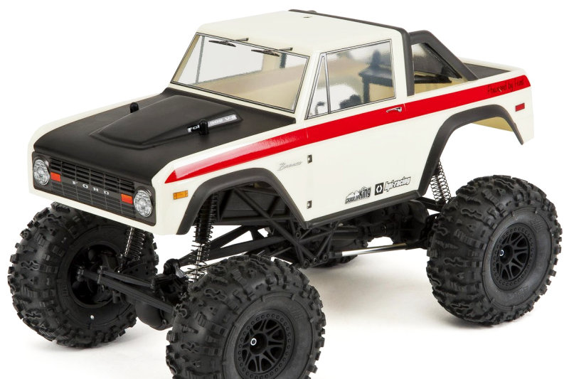 HPI Crawler King Ford Bronco 1973 RTR