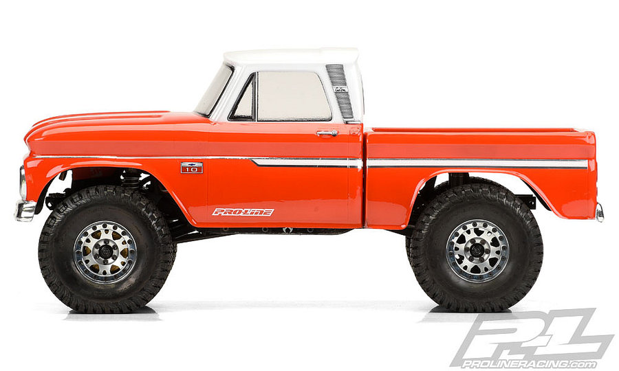 Pro-Line 1966 Chevrolet C-10 Body (Cab & Bed)