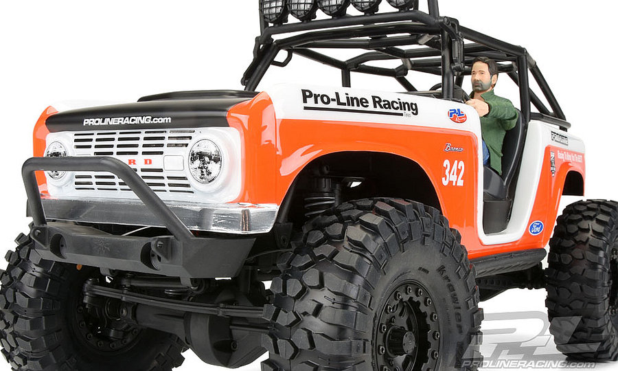 Pro-Line 1966 Ford Bronco Body