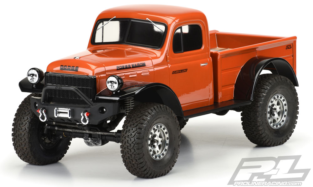 Karoserie Pro-Line 1946 Dodge Power Wagon