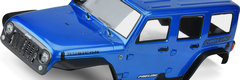 Pro-Line Jeep Wrangler Unlimited Rubicon (Blue) Body