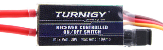 Turnigy Receiver Controlled Switch