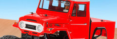 Toyota Land Cruiser 40 Pick-Up Red Painted Body (GF-01)