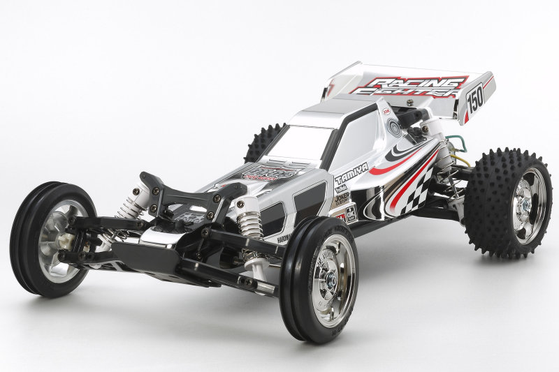 Tamiya Racing Fighter Chrome (47347)