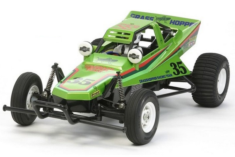 Tamiya The Grasshopper Candy Green Edition (47348)