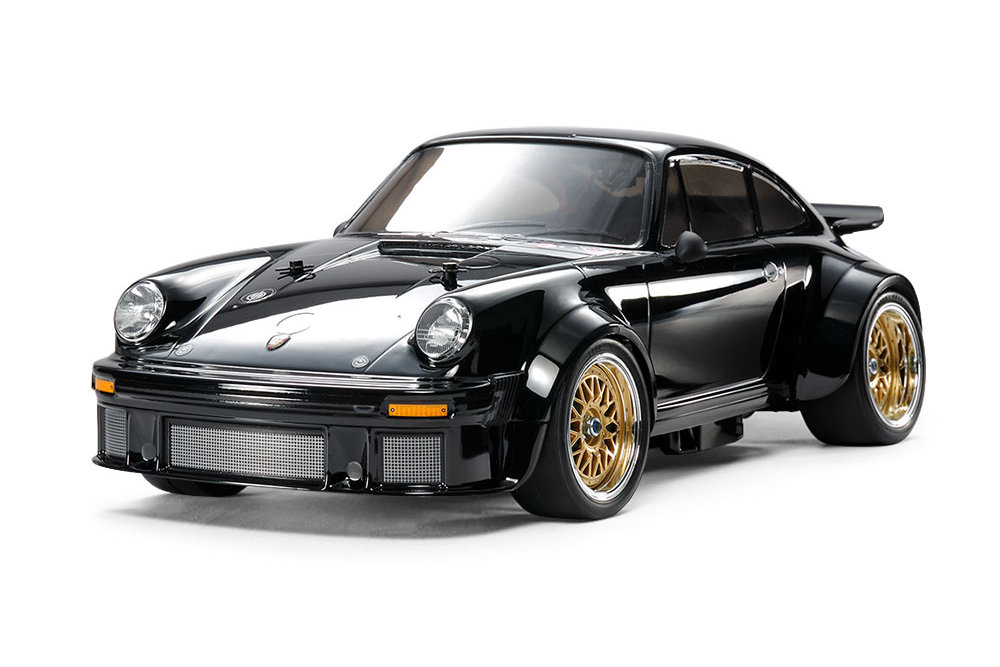 Tamiya Porsche Turbo RSR 934 Black Edition TA02SW (47362)