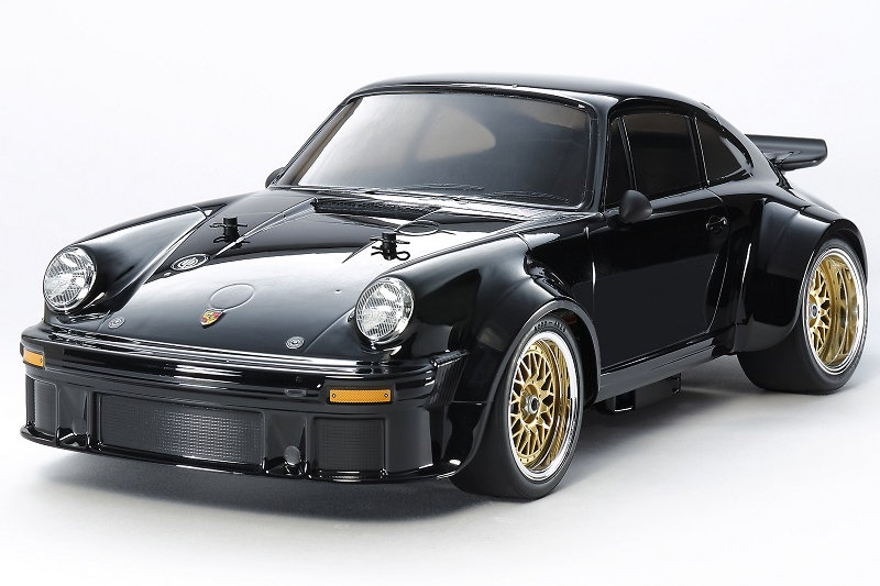 Tamyia Porsche Turbo RSR Type 934 Black Edition (47362)