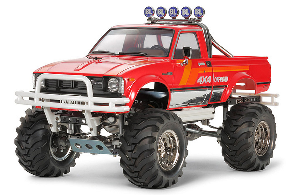 Tamiya Toyota 4×4 Pick-Up Mountain Rider (47394)