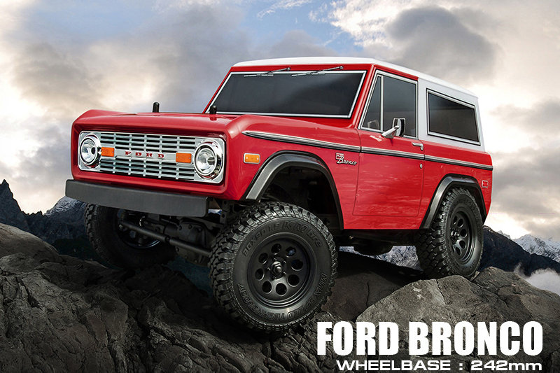 531501 Ford Bronco RTR