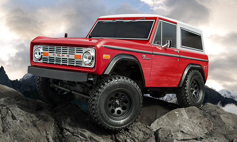 532140 MST CMX Ford Bronco Kit