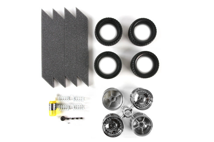 Tamiya CC-01 Lowering Kit (54625)