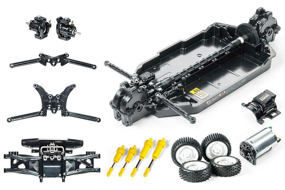 Tamiya First Try R/C Kit (57987) na podvozku TT-02B