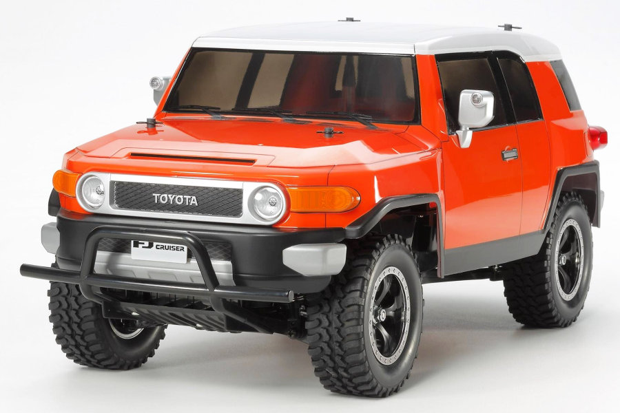 84401 Toyota FJ Cruiser (Orange)