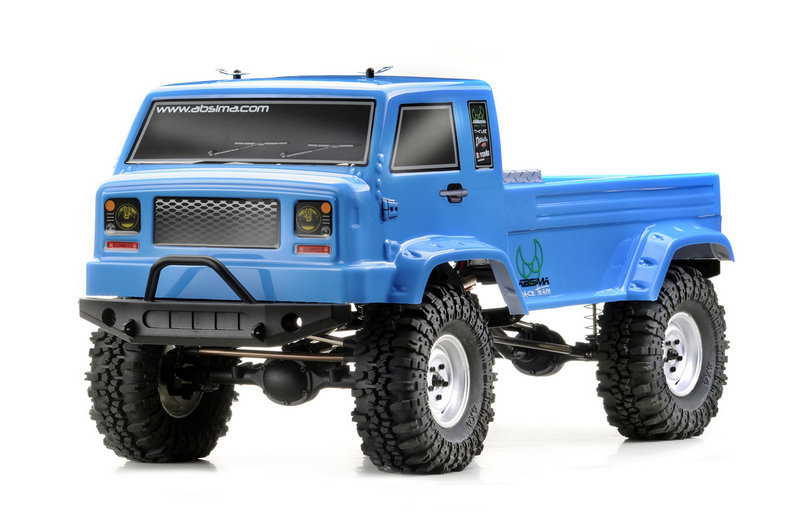 Absima CR2.4 1:10 4WD RTR crawler blue