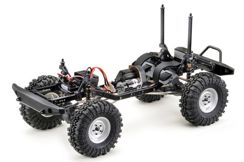 Absima CR2.4 1:10 4WD RTR crawler chassis