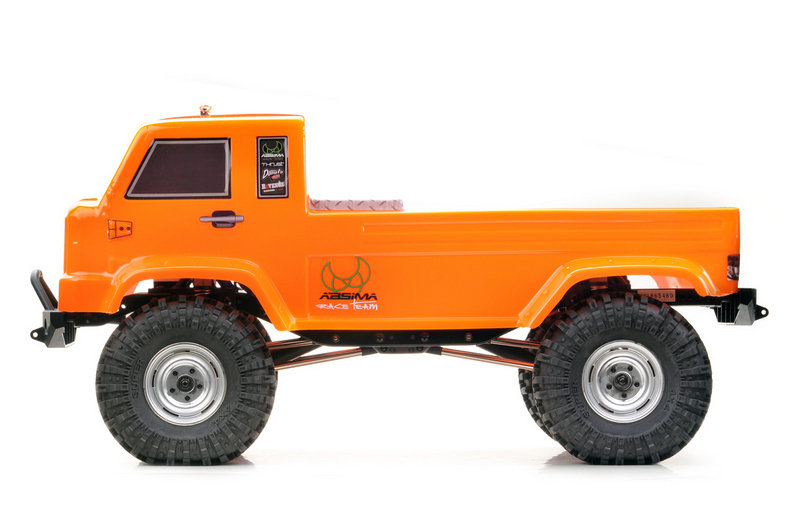 Absima CR2.4 1:10 4WD RTR crawler orange