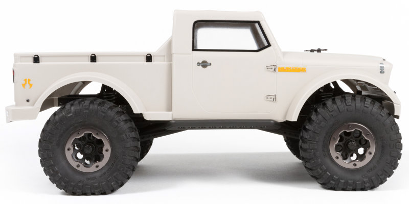Axial Racing Jeep NuKizer 715 Body