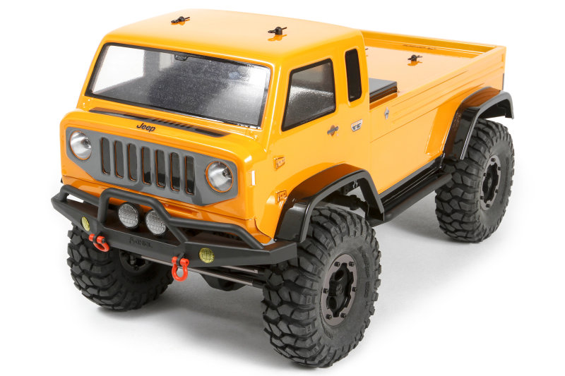 Axial Racing Jeep Mighty FC Body
