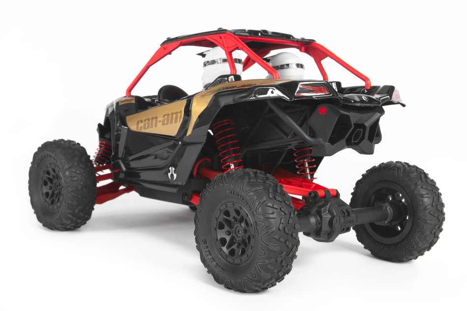 Axial Racing Yeti Jr. Can-Am Maverick 1/18 RTR
