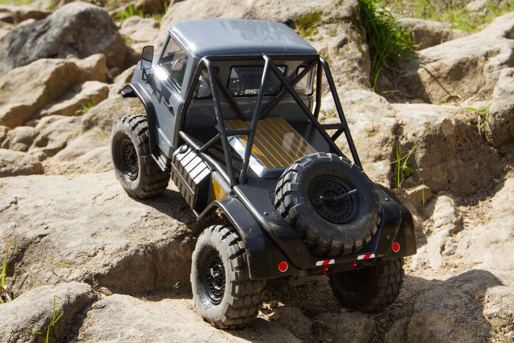 Axial Racing UMG10 SCX10 II Kit (AXI90075)