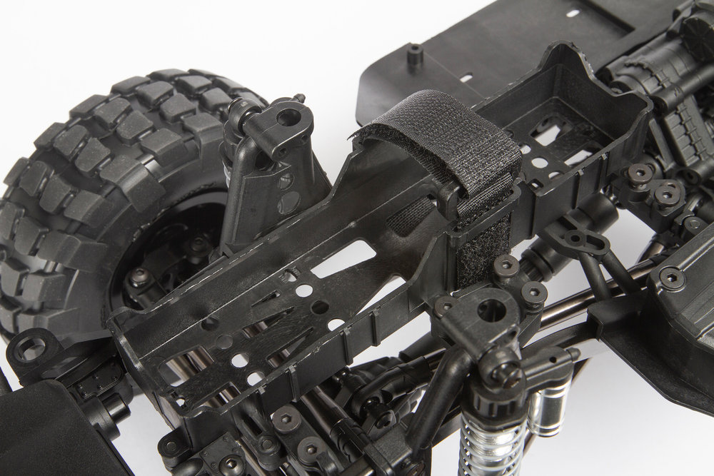 Axial Racing UMG10 SCX10 II Kit (AXI90075) chassis