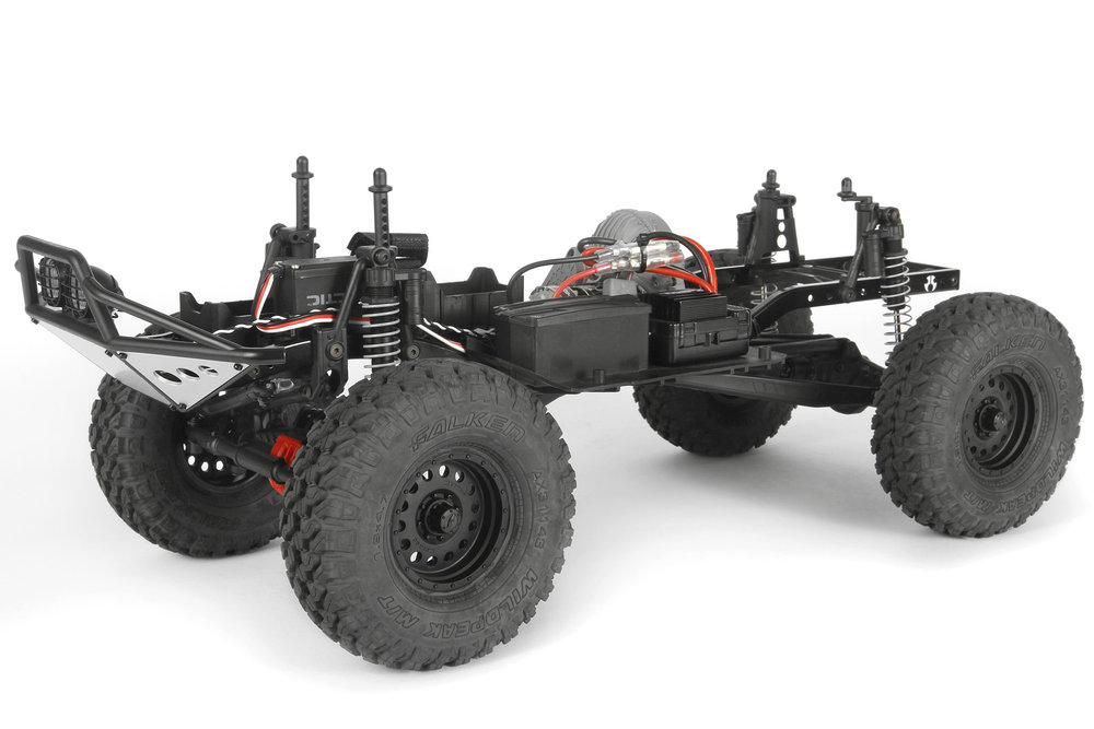 Axial SCX10 II Trail Honcho 4WD - RTR chassis