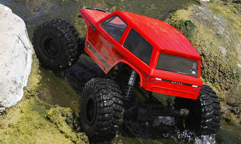 Axial Wraith Spawn Rock Racer Kit AX90056