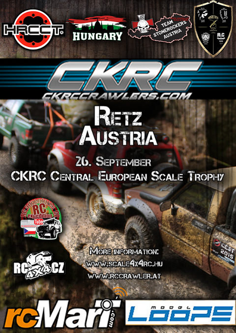 CKRC C.E.S.T. Central European Scale Trophy Retz 2015