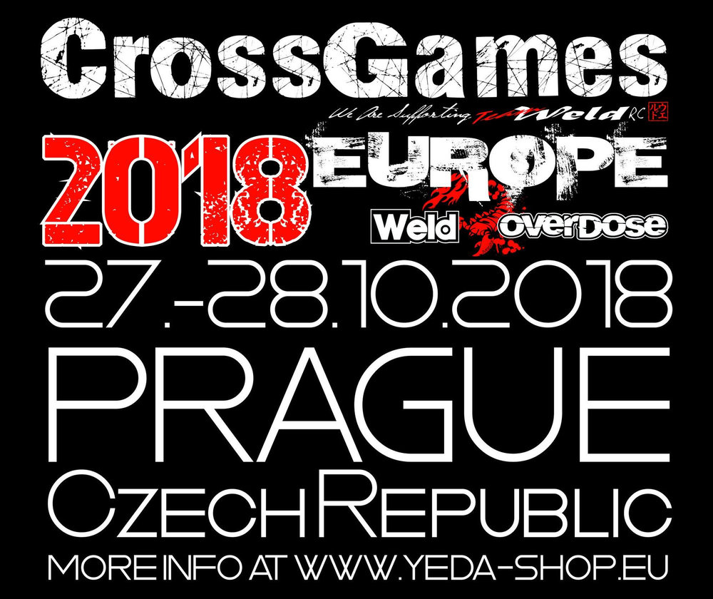 Cross Games Europe 2018