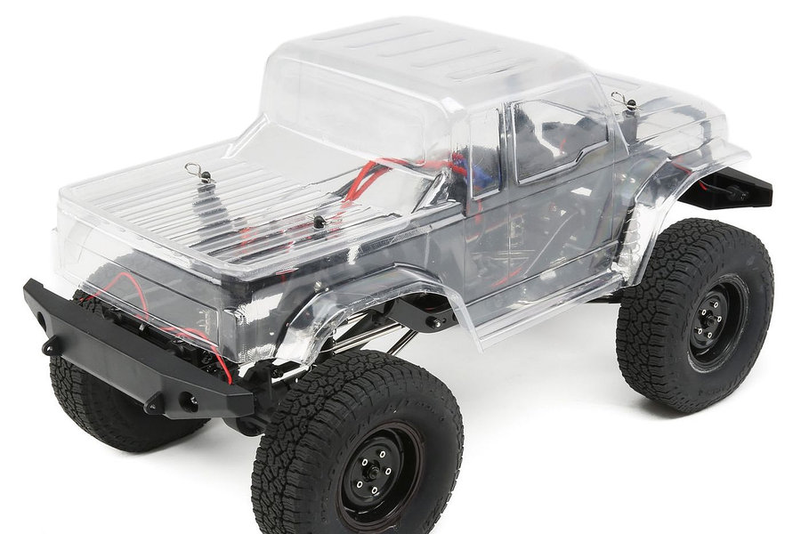 ECX 1/12 Barrage Scaler Brushed BTD Kit