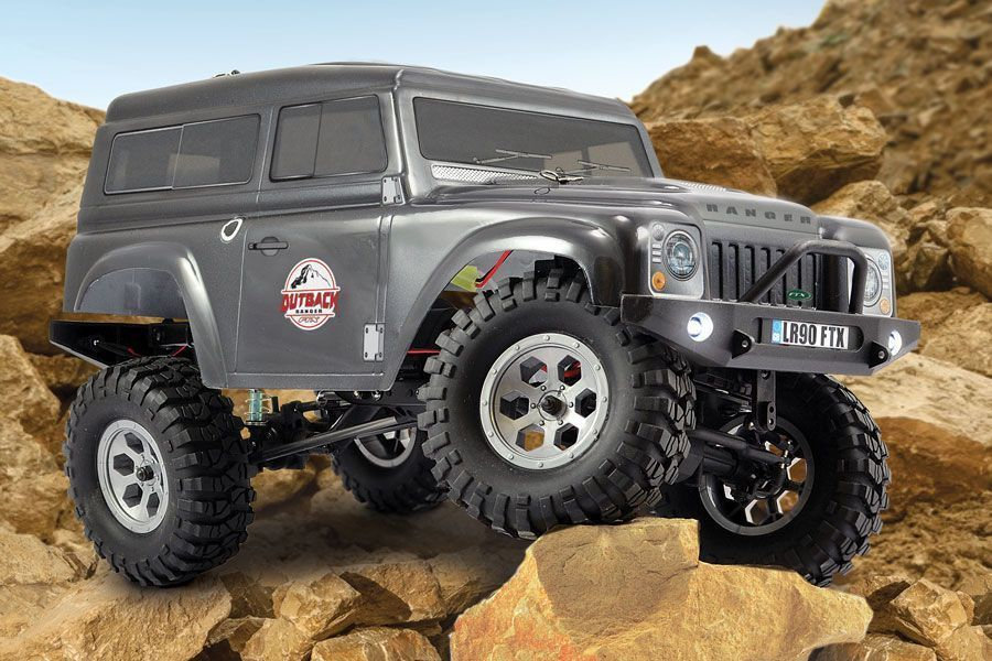 FTX Outback Ranger 4X4 1/10th Trail RTR Truck (FTX5567)