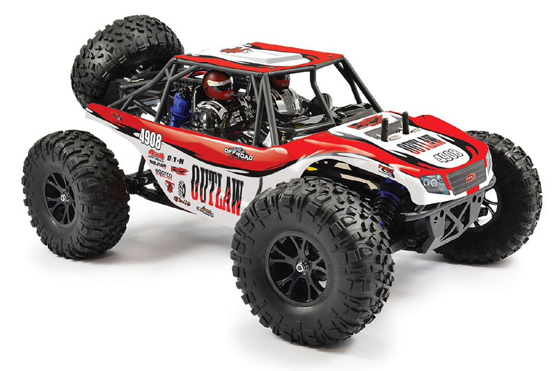 FTX Outlaw 4WD 1/10 Ultra-4 Buggy RTR (FTX5570)