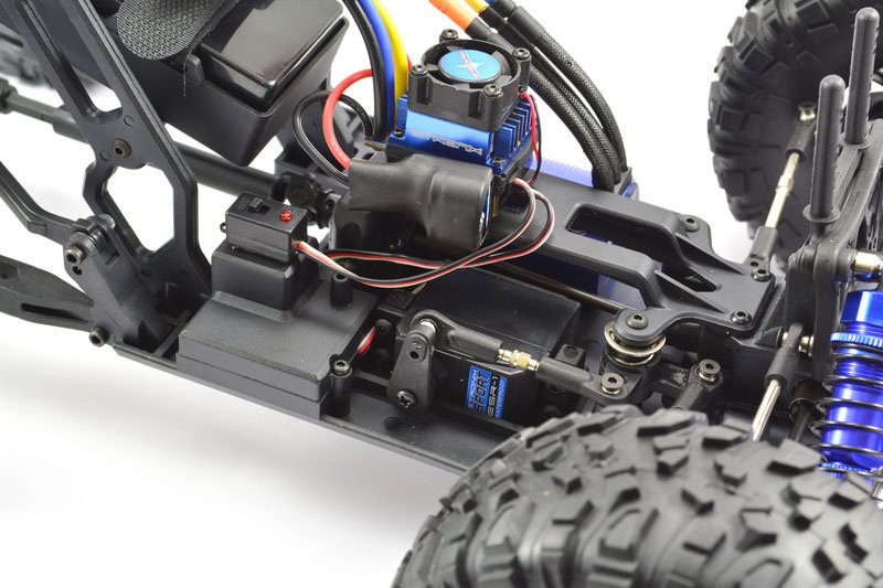 FTX Outlaw 4WD 1/10 Ultra-4 Buggy RTR (FTX5571)