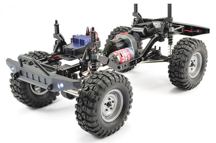 FTX Outback 2 Tundra, Treka, Ranger chassis