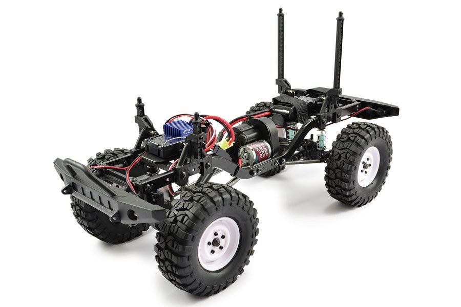 FTX Outback 4X4 1/10th Trail RTR Truck Chassis