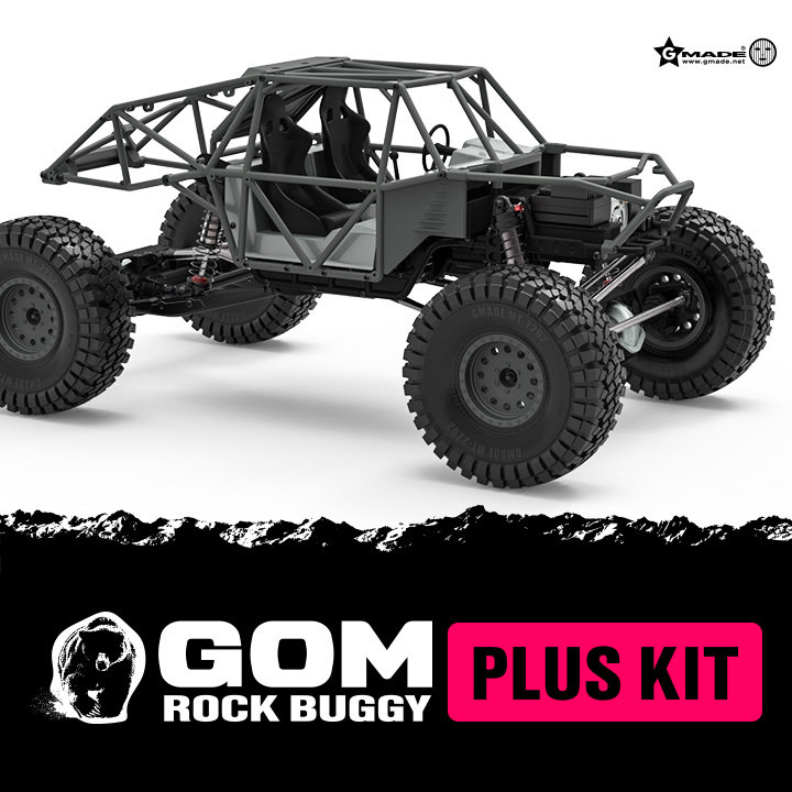 GMADE Rock Buggy GOM GR-01 Plus Kit (GM56020)