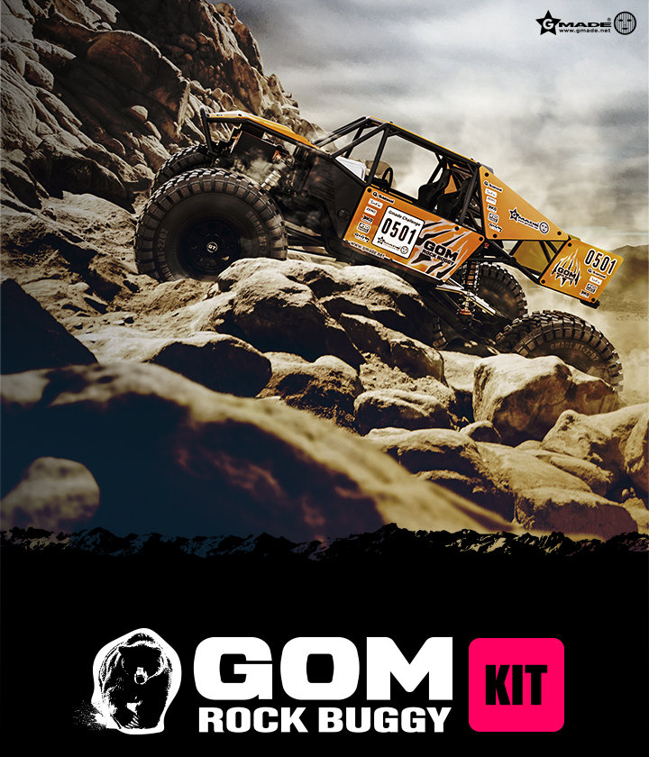 GMADE Rock Buggy GOM GR-01 (GM56000)