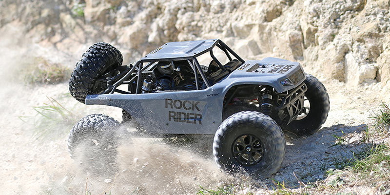 Helion Rock Rider 1/10 4WD RTR