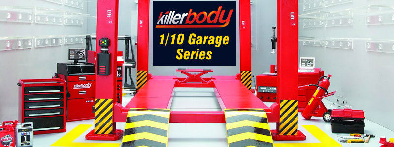 Killerbody Garage Full Set