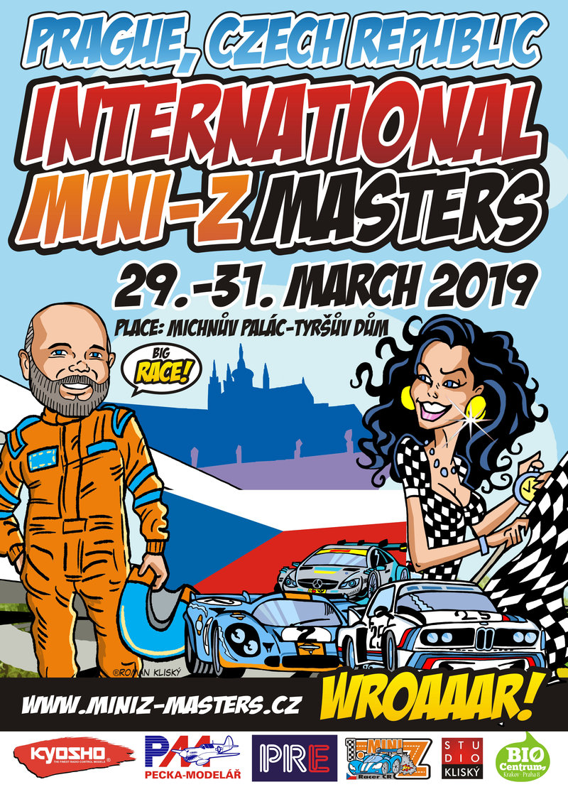 International Mini-Z Masters Praha 2019