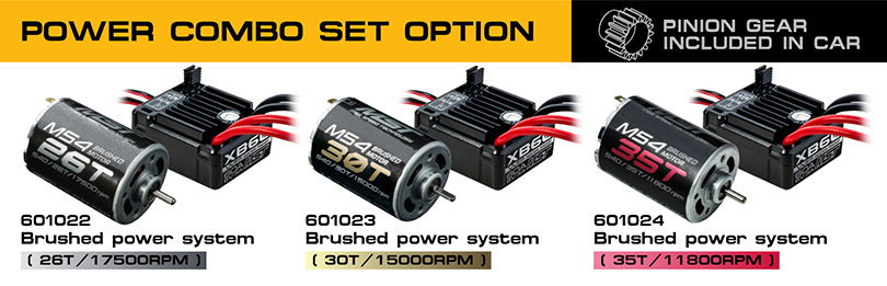 Max Speed Technology JP1 CFX-W Kit (532173)