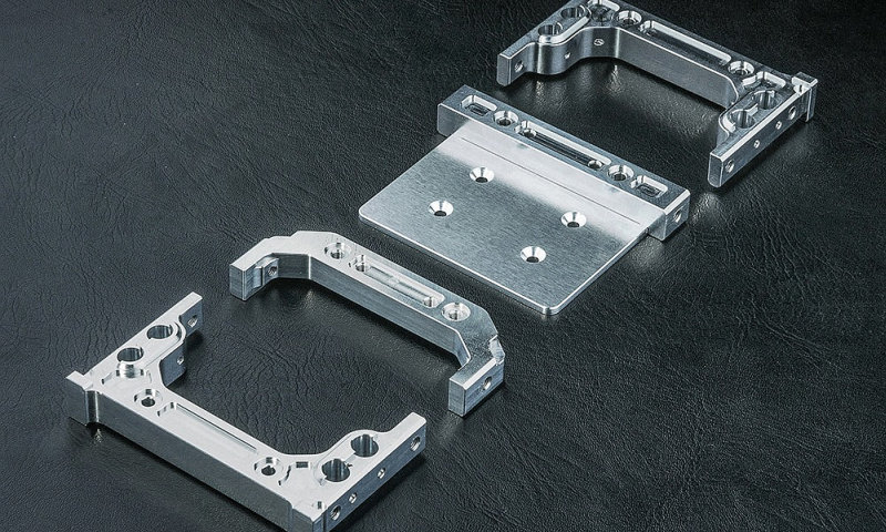 MST CMX Chassis Alu Spacers