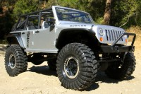 AX90028 - Axial SCX10 Jeep Wrangler Unlimited Rubicon