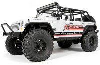 AX90035 - Axial SCX10 2012 Jeep Wrangler Unlimited C/R Edition