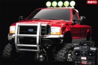 Ford F-350 High-Lift Full Operation Finished