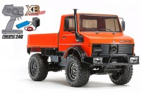 Tamiya XB Mercedes-Benz Unimog 425 CC-01 (57896) - Expert Build