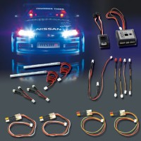 Thunder Tiger LED Lighting Kit II Item No. AQ1714