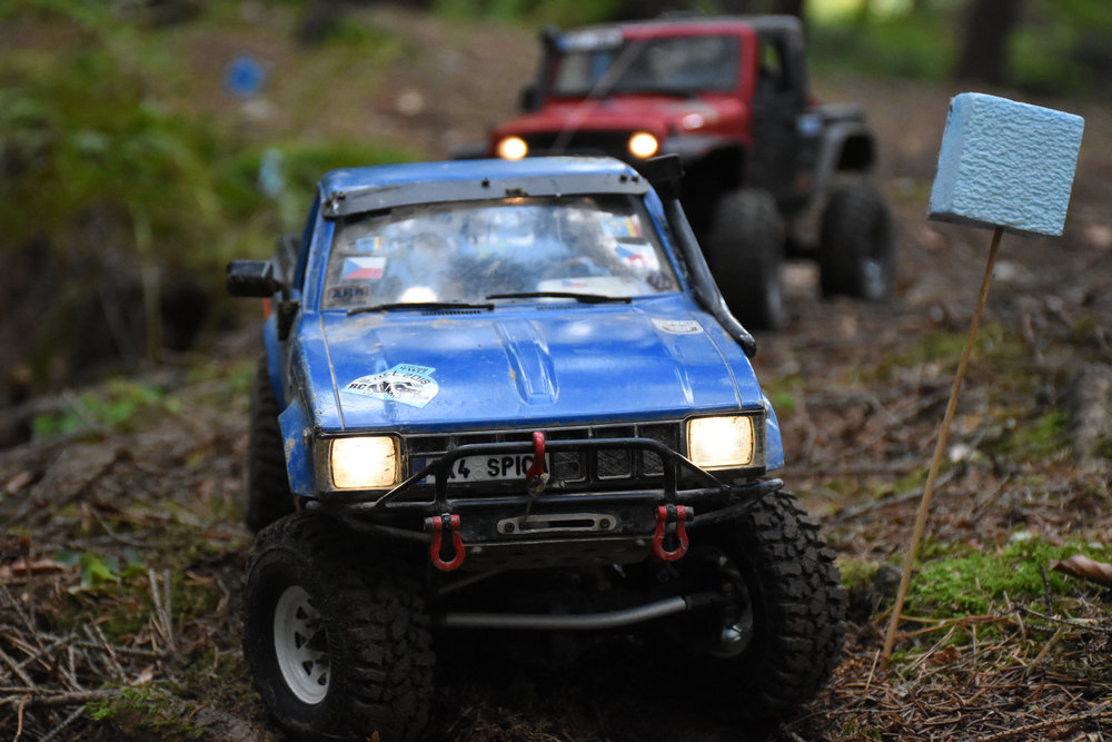 RC Adventure Scale Trophy - Kokořín 29-30.9.2018