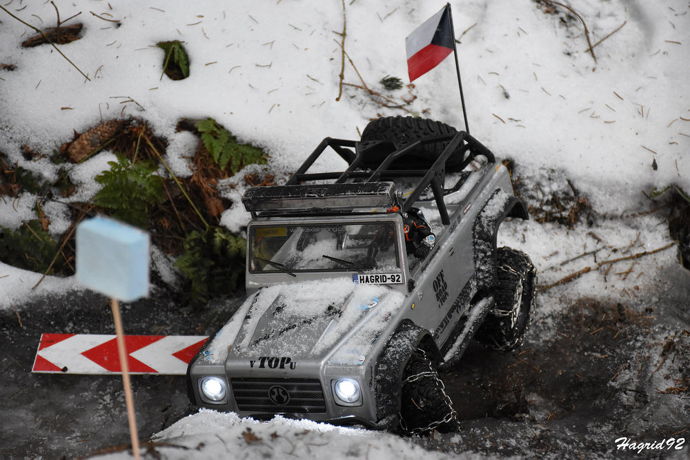 RC Adventure Scale Trophy Nové Hamry - 24.2.2018